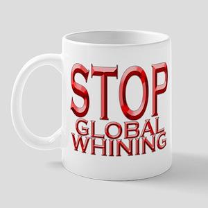 Global Whining Mug