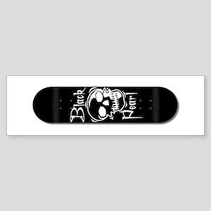 Black Pearl SK8s Bumper Sticker