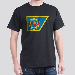 Cossack Hetmanat Flag Dark T-Shirt
