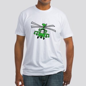AH-64 Fitted T-Shirt