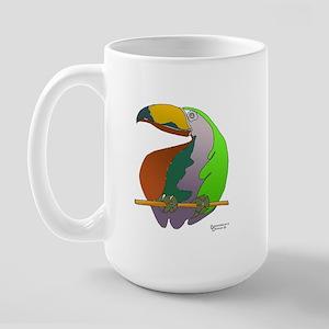 Toucan Large Mug
