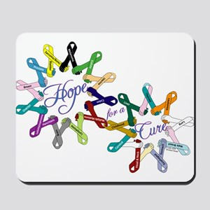 Hope For A Cure Mousepad