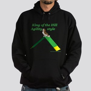 King of the Hill-Agility Styl Hoodie (dark)