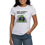 ALIEN PARTY Women's T-Shirt