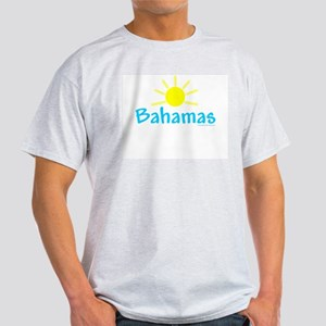 Bahamas Sun - Ash Grey T-Shirt