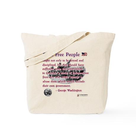 A Free People Tote Bag