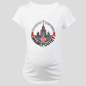Moscow U Maternity T-Shirt
