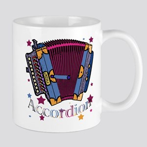 Accordion Mug