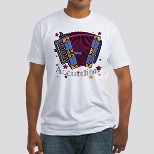 Accordion Fitted T-Shirt