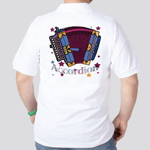 Accordion Golf Shirt