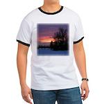 Winter Sunset 0020 Ringer T