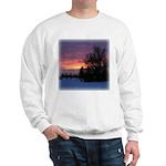Winter Sunset 0020 Sweatshirt