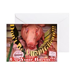RePIGlican 1 Greeting Cards (Pk of 10)