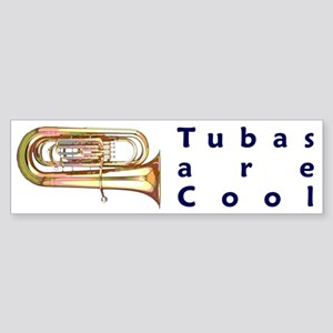 Tuba Bumper Sticker
