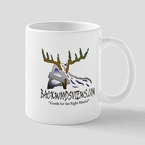 Official Backwoods Logo Mug
