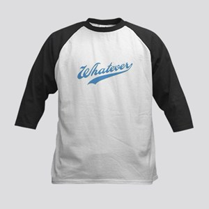 Whatever (blue) Kids Baseball Jersey