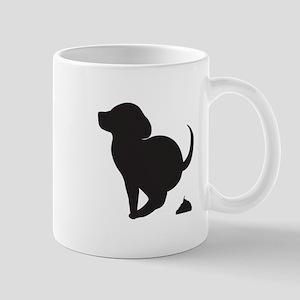 Doggy Accident  Mug