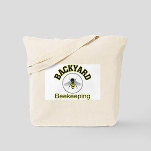 Backyard Beekeeping Tote Bag