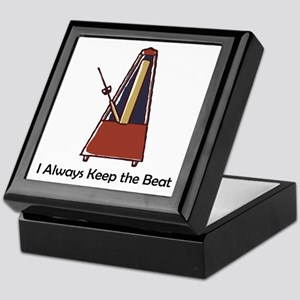 Metronome Jewelry Box