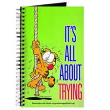 It's All About Trying Journal