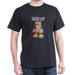 Garfield Learning by Osmosis Dark T-Shirt
