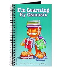 Garfield Learning by Osmosis Journal