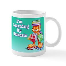 Garfield Learning by Osmosis Mug