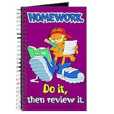 Homework, Do it, Review it Journal