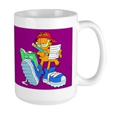 Homework, Do it, Review it Large Mug