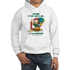 It's an Adventure Garfield Hooded Sweatshirt