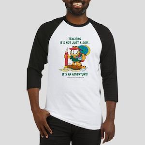 It's an Adventure Garfield Baseball Jersey