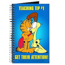 Get Their Attention, Garfield Journal