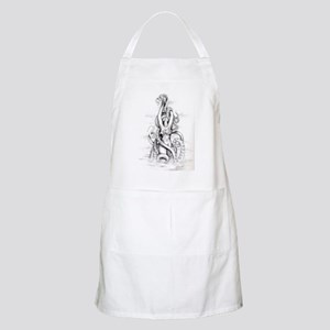 erotic sci-fi and fantasy BBQ Apron