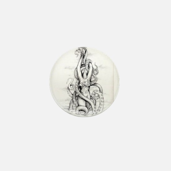 erotic sci-fi and fantasy Mini Button (10 pack)