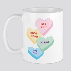 Valentine's Day Candy Mug