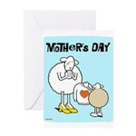 tshirtmothersday Greeting Cards