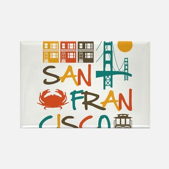 San Francisco Magnets