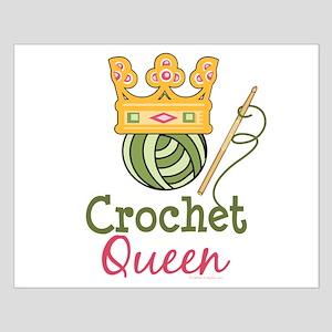 Crochet Queen Small Poster