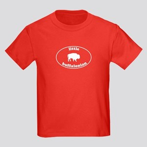 little buffalonian Kids Dark T-Shirt