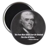 """The Use Of Arms... 2.25"""" Magnet (10 pack)"""