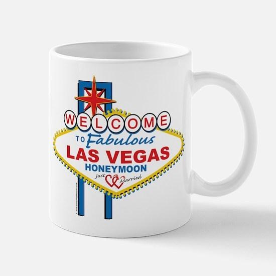 Las Vegas Honeymoon Mug