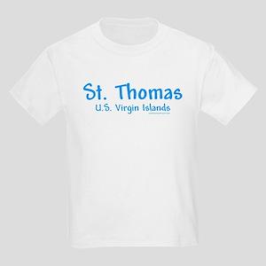 St. Thomas USVI - Kids T-Shirt