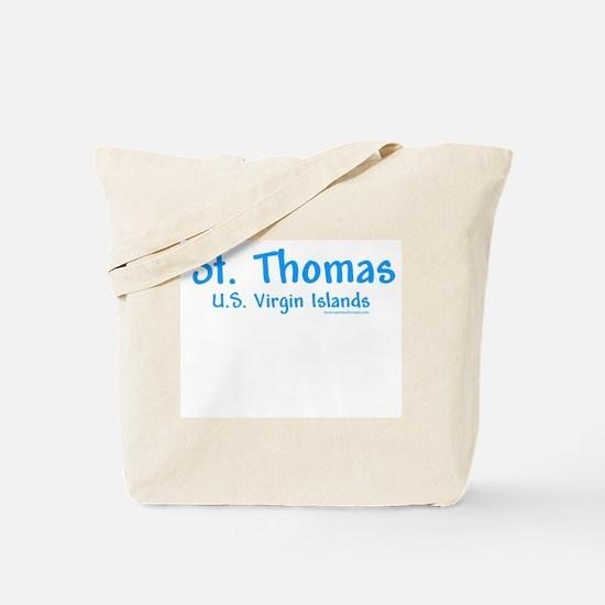 St. Thomas USVI - Tote Bag