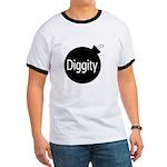 [Bomb] Diggity Ringer T