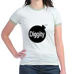 [Bomb] Diggity Jr. Ringer T-Shirt