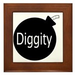 [Bomb] Diggity Framed Tile