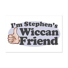 Wiccan Friend Mini Poster Print