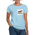 Hanoverian Sport Horse Women's Light T-Shirt