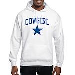 Cowgirl Hooded Sweatshirt