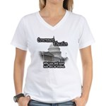 Government Education Women's V-Neck T-Shirt